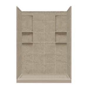 shop style selections sand mountain solid surface wall and