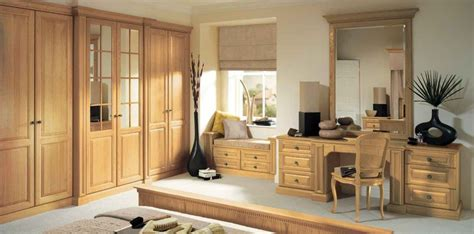 Fitted Bedroom Furniture Sale Shades Of Oak Fitted Bedroom In Oak By Strachan