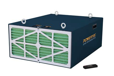air filtration system powertec af1044 3spd air filtration system 556 702 1044 cfm shop your way shopping