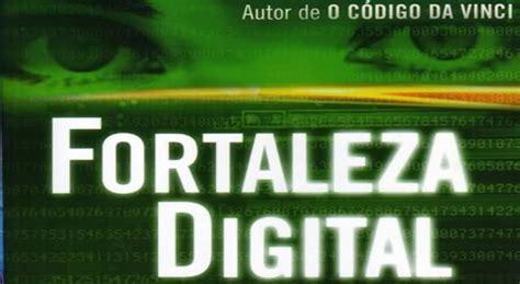 fortaleza digital fortaleza digital primeiro livro de dan brown vai virar s 233 rie gnomo s 233 ries