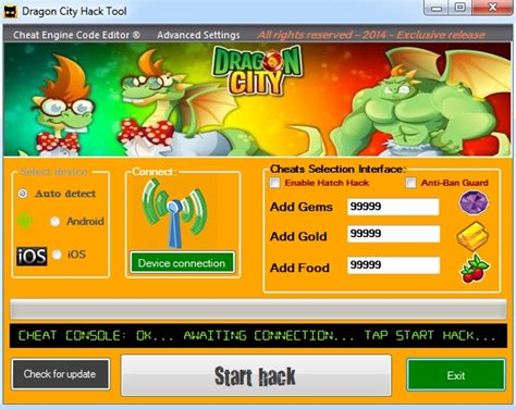 mod dragon city hack tool dragon city cheats hack tool working 2016