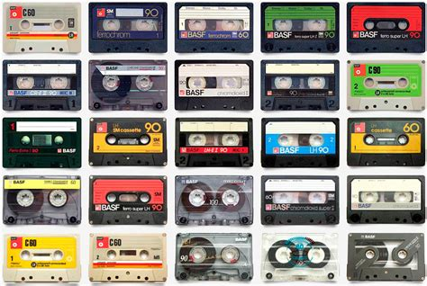 audio cassette audio cassette sales climbed 74 percent in 2016 techspot