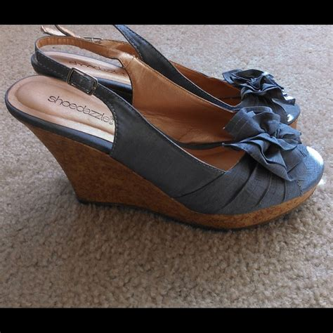 Sale Wedges Fladeo M 1 60 shoedazzle shoes sale summer wedge denim wedge