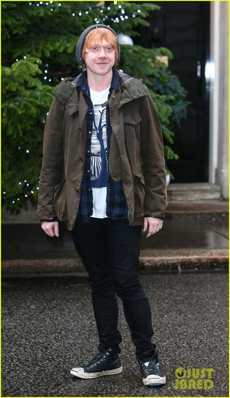 how did house end how did rupert grint end up at a harry potter fan s home photo 3531671 rupert