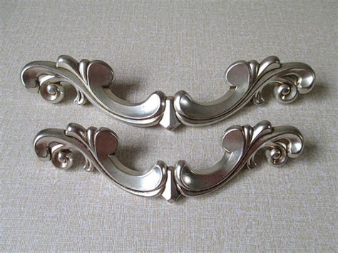 Vintage Dresser Hardware Drawer Pulls by Large Dresser Pull Drawer Pulls Handles Antique By Lynnshardware