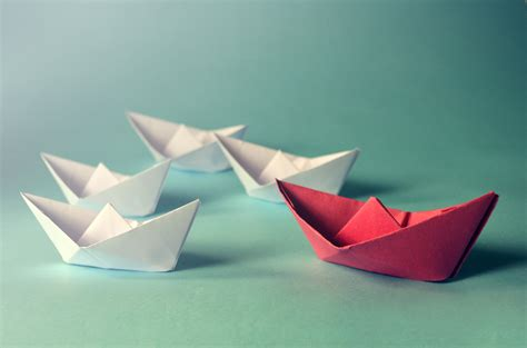 Boat With Paper - paper boats fight