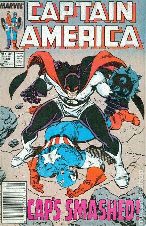 captain america by mark captain america comic books