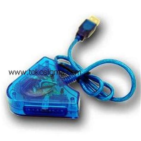 Stick Ps2 Wireless Stick Wireless Stik Ps2 Tanpa Kabel 3 convert stick psx sony to usb pad blue toko sigma