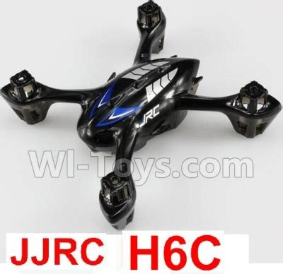 Sparepart Shell Cover For Jjrc H28 H28c H28w Spare Part Drone jjrc h6c parts 01 and bottom shell cover blue can