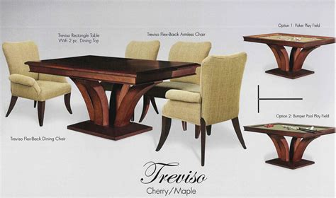 Scioto Valley Furniture by Beautiful Poker Dining Room Table Ideas Home Design