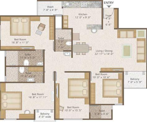 home plan design 4 bhk 4 bhk luxurious flats and duplex 4 bhk luxurious