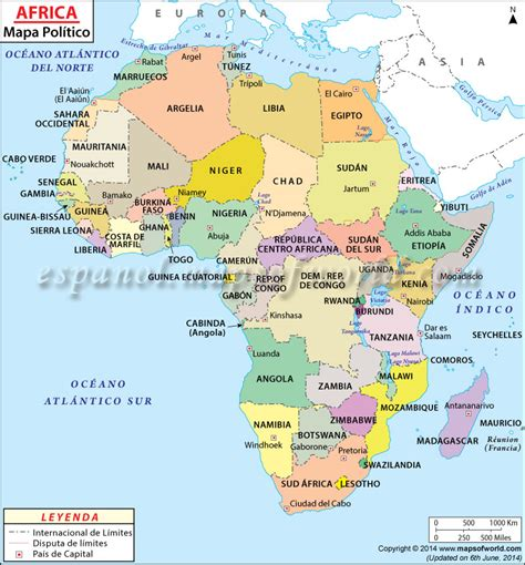 mapa dafrica politic mapa politico de africa africa portugal and html