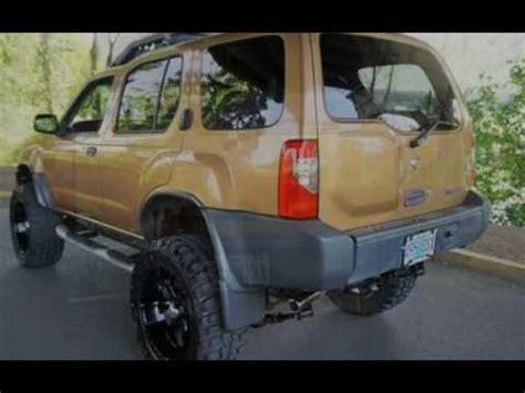 2000 nissan xterra wheels 2000 nissan xterra xe v6 lifted newer wheels 33 quot tires