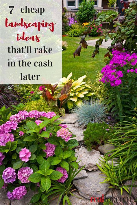 cheap backyard landscaping ideas 17 best cheap landscaping ideas on landscaping