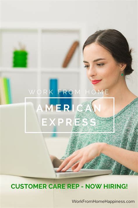 american express customer service work from home