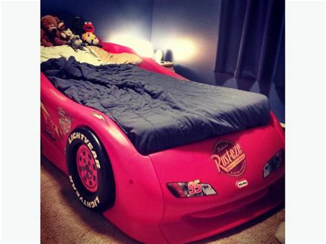little tikes lightning mcqueen bed little tikes lightning mcqueen single size race car bed west shore langford colwood