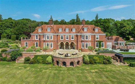 country mansion 15 000 square foot newly listed brick country mansion in surrey homes of the rich