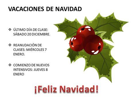 imagenes de navidad y vacaciones vacaciones de navidad y horarios de administraci 243 n l