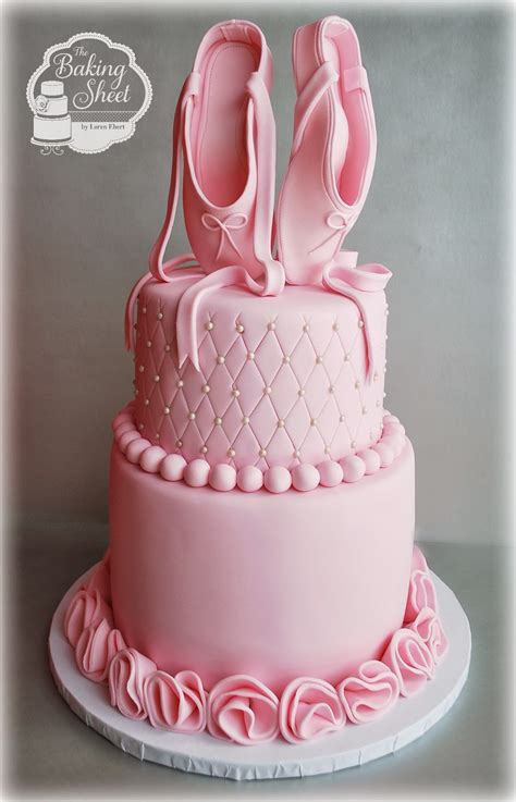ballet slipper cake 1000 images about ballerina cakes on