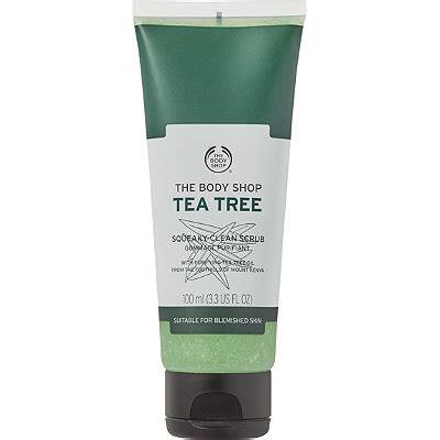 Scrub Tea Tree Shop the shop tea tree squeaky clean scrub ulta
