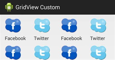 gridview layout animation android tutorials for beginners android custom gridview