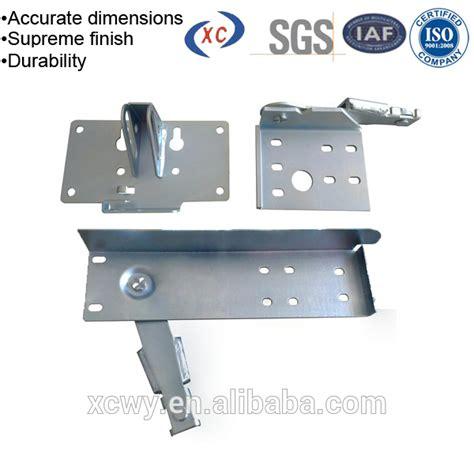 Metal Shelf Parts by Custom Brushed Nickel Sheet Metal Shelf Parts Buy Metal