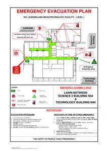 emergency evacuation plan template emergency evacuation plan pictures to pin on