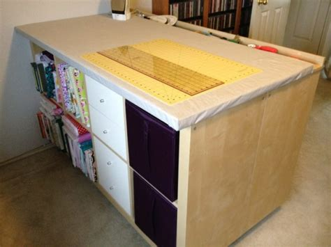 craft bench plans 12 awesome diy craft tables with free plans shelterness