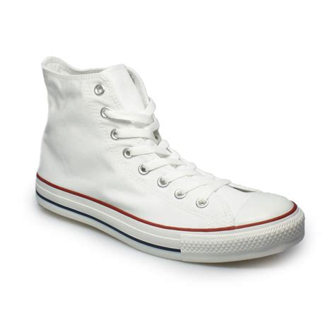 all white womens sneakers converse white hi all canvas mens womens trainers