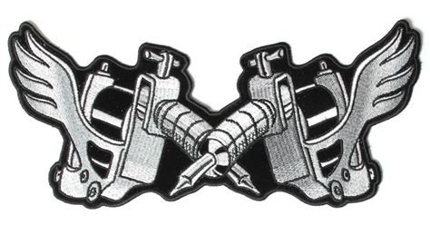 tattoo guns for sale near me tattoo guns wings patch large novelty patches thecheapplace