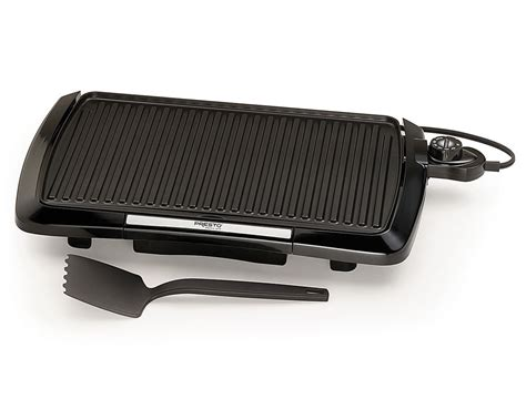 presto 07047 cool touch electric griddle home garden presto cool touch electric indoor grill griddles