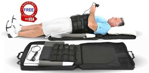 saunders lumbar traction home traction device