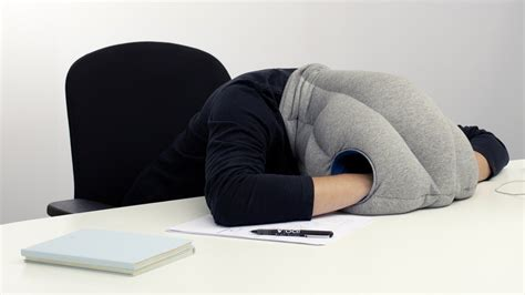 desk pillow for desktop nap pillow is for catching zzzs on the