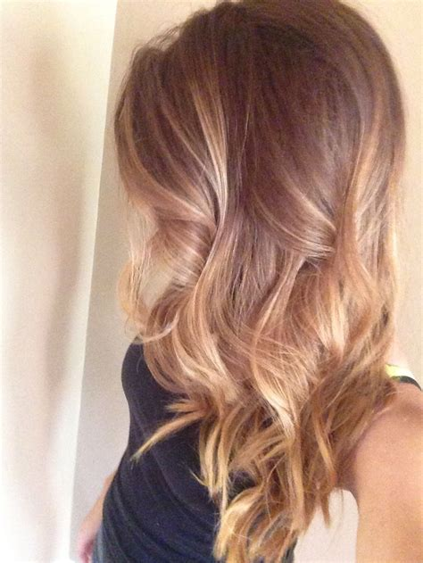 does hair look like ombre when highlights growing out 56 best bronde hair colour images on pinterest