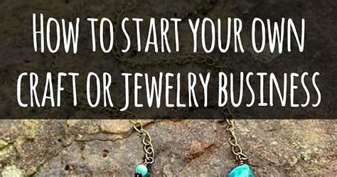 how to start your own jewelry dishfunctional designs how to start your own craft or