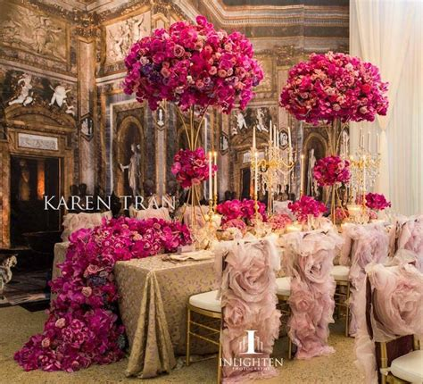 wedding tablescapes 15 glamorous wedding tablescapes belle the magazine