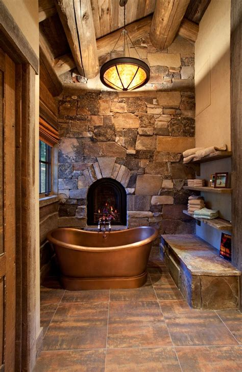 Cabin Bathrooms Ideas by Cabin Bathroom Ideas Rustic Farmhouse Log Home Plans Tiny