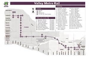 Valley metro light rail map