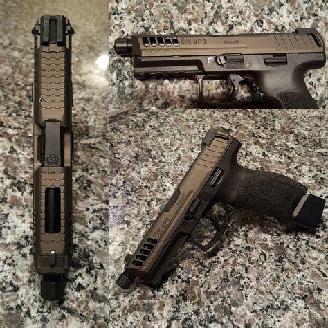 chrischois custom vp hand guns custom guns guns