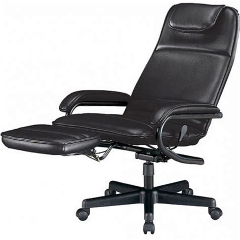 executive reclining office chair  footrest ergonomic high  leather picture  chair design