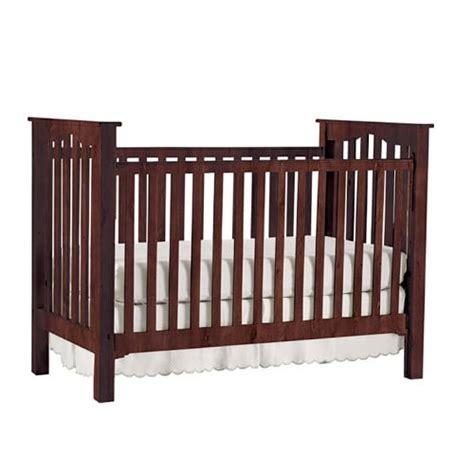 Pottery Barn Crib by Pottery Barn Kendall Low Profile Fixed Gate Crib Babycenter