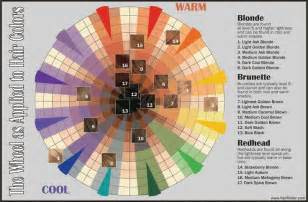 color wheel for hair hair color wheel brown hairs