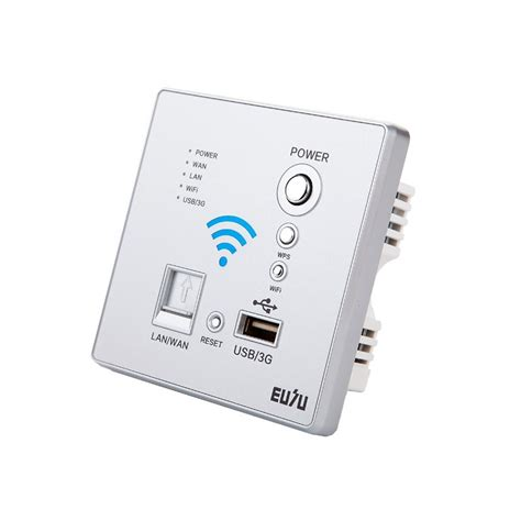 in wall best router for home use 86 panel for 3g rj45