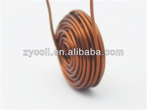 inductor wire thickness magnetic copper wire motor inductor coil air coil buy inductor coil magnetic sensor coil