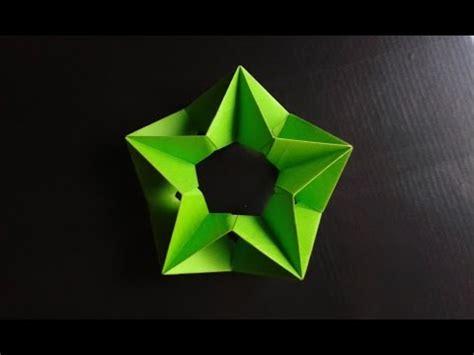 modular origami tutorial 6 units tomoko fuse