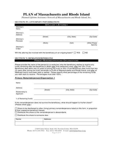 Career Point Ma Application Marc Application Form For Plan Of Massachusetts And Rhode
