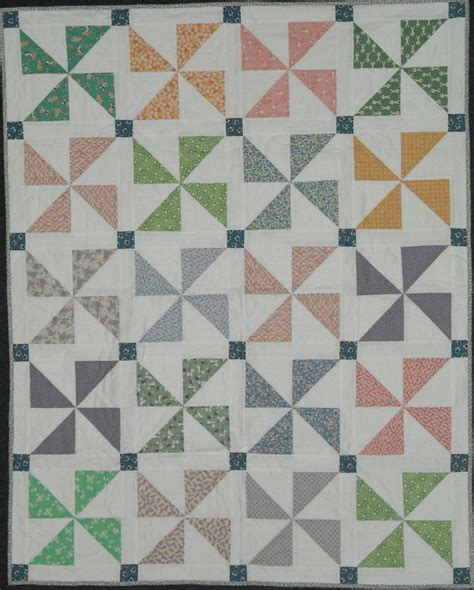 Pin Wheel Quilt by Pinwheel Baby Quilt Free Pattern Images