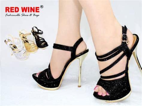 Sepatu Merk Wine dinomarket pasardino sepatu wanita redwine ob256 2