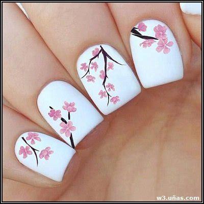 uñas decoradas con flores grandes para pies dise 241 os de u 241 as para pies