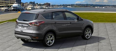 new ford kuga 2018 2018 ford kuga review competition redesign features
